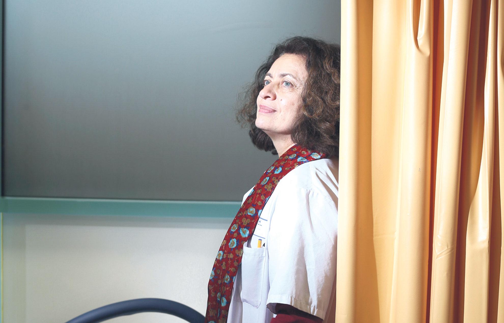 Ghada Hatem inaugure la maison des femmes le 8 juillet