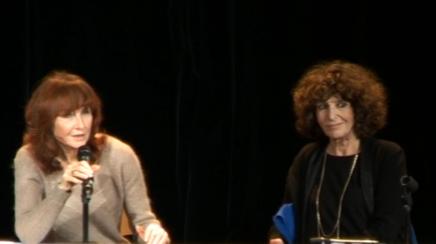 Rencontre entre Geneviève Brisac et Muriel Flis-Trèves
