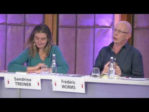 Frédéric WORMS : Fardeau et bénédiction de l'Intranquillité