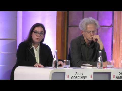 Anne GOSCINNY : Légitimité en équilibre