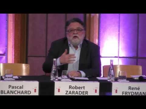 Robert ZARADER : Partage de l'intranquillité et la politique