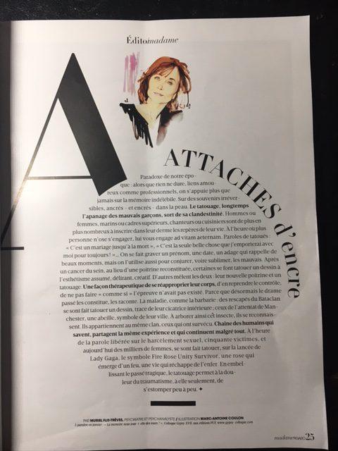 Edito Figaro Madame