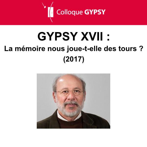 Francis EUSTACHE : Les pathologies de la mémoire