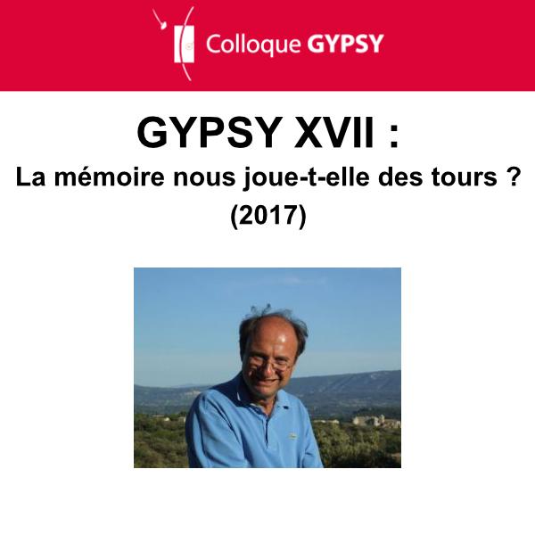 Bernard GOLSE : L'avenir des souvenirs
