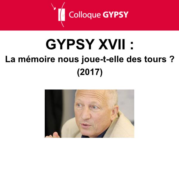 Jean-Gabriel GANASCIA : Souvenir du pays des vivants à l'heure du cyborg