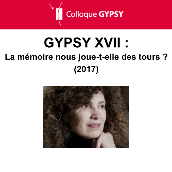 Delphine RENARD : La mémoire vive
