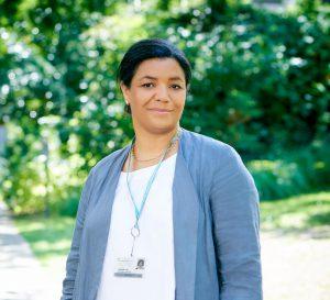 Amina  YAMGNANE